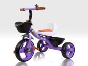 Purple Trike with Bell