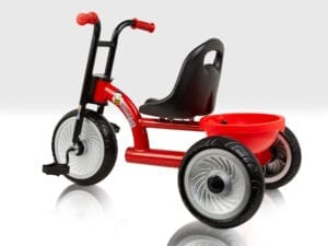 Red Easy Rider Trike